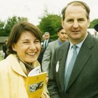 Lady John Fitzgerald and Lord John Fitzgerald