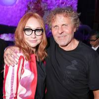 Tori Amos and Renzo Rosso
