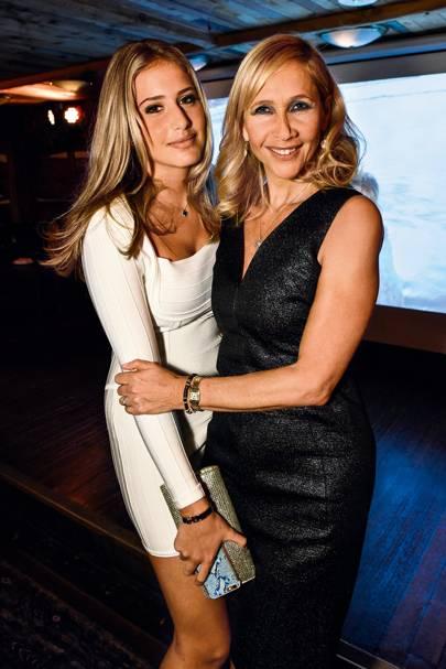 Natasha Moufarrige and Tania Bryer