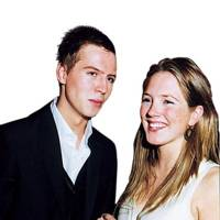 Alan Pownall and Gemma Phillips