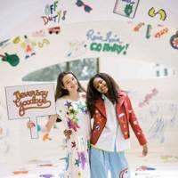 Leira Pamp and Ella Garcia