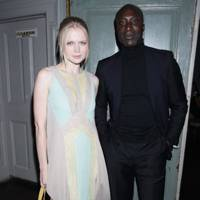 Katia Elizarova and Ozwald Boateng