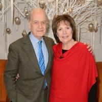 Penelope Wilton and Sir John Standing
