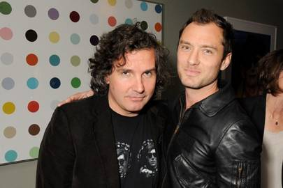 Ant Genn and Jude Law