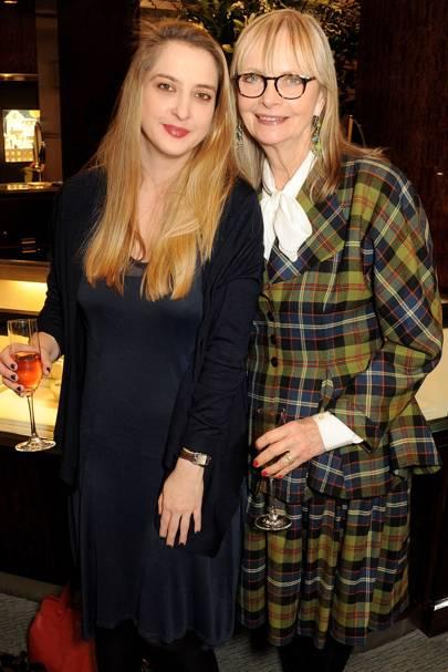 Daisy de Villeneuve and Jan de Villeneuve