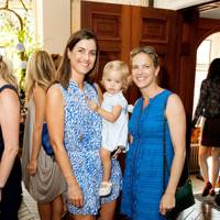 Jessica McCormack Baby Shower