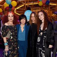 Dame Kristin Scott Thomas, Sharleen Spiteri, Stella McCartney and Jess Glynne