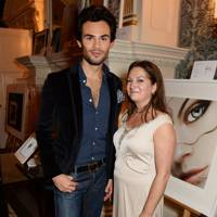 Mark-Francis Vandelli and Athena Lamnisos