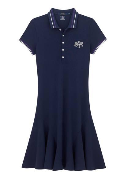 Polo dress, £160
