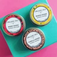 Organic Oils by Hema, Kisses Collection Lip Butters