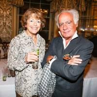 Flora Fraser and John Stefanidis