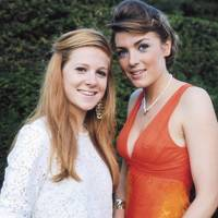 Celia Thursfield and Georgina Langton