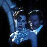 Nicole Kidman as Satine in Moulin Rouge!