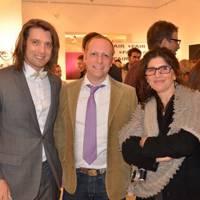Samir Ceric, Daniel Bobroff and Sophie Molins