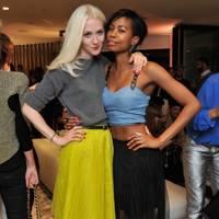 Portia Freeman and Tallulah Adeyemi
