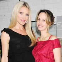 Caprice Bourret and Desiree Fixler