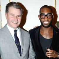 Jeremy Hackett and Tinie Tempah