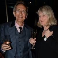 Patrick Hughes and Jane Faine