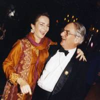 Lady Brabazon of Tara and Viscount Bledisloe