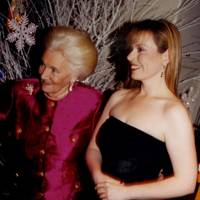 Lady Ridsdale and Mrs William Hague