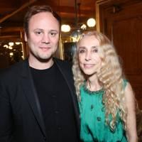 Nicholas Kirkwood and Franca Sozzani