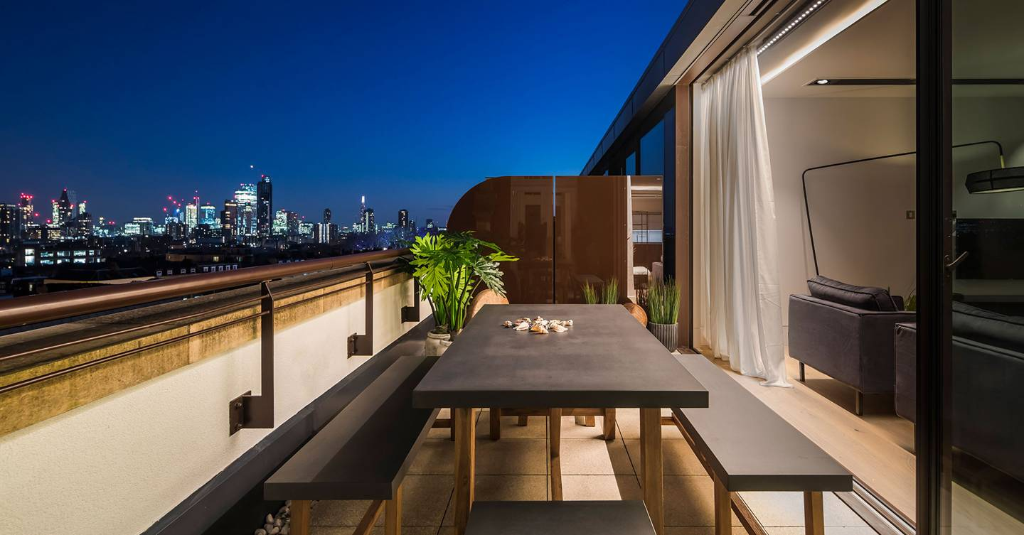 This Selling Sunset-inspired penthouse was just bought for £4.25 million in London