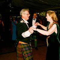The Earl of Kinnoull and the Countess of Kinnoull