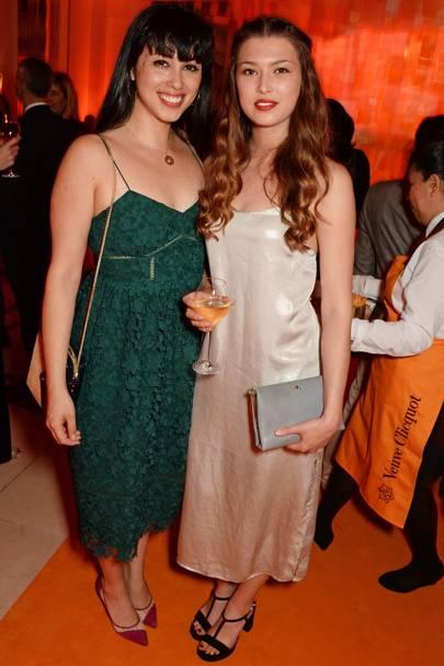 Melissa Hemsley and Danielle Copperman