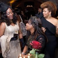 Folake Abdulrazaq, Reni Folawiyo and Nana Otedola