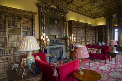 A Guide To Highclere Castle Where Downton Abbey Was Filmed Tatler