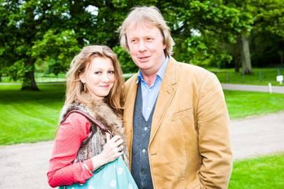 Charlotte Hardie and Alastair Findlay