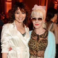Frances Ruffelle and Fifi Chachnil