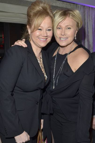 Caroline Rhea and Deorra-Lee Jackman