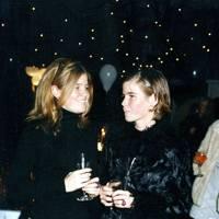 Gytha Nuttall and Olympia Nuttall