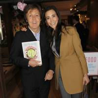 Sir Paul McCartney and Lady McCartney