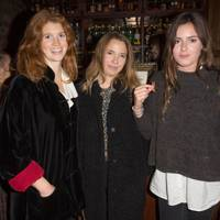 Lara Hughes-Young, Sophie Coombes and Claire Cruickshank