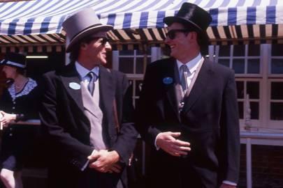 Richard Holmes-Sellors and Jonathan Holmes-Sellors