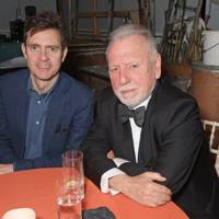 Paul Higgins and Kenneth Cranham