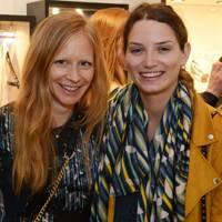 Ellie Lines and Gemma Carmichael