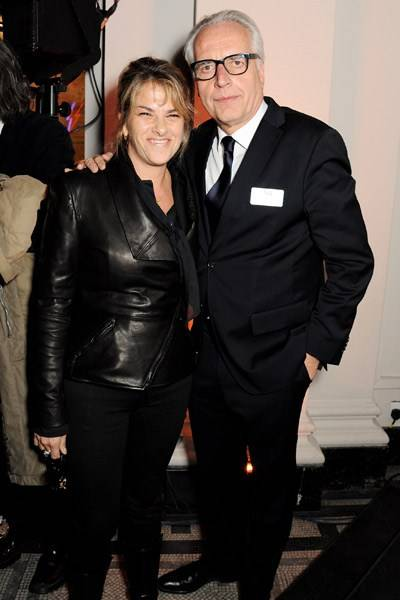 Tracey Emin and Martin Roth