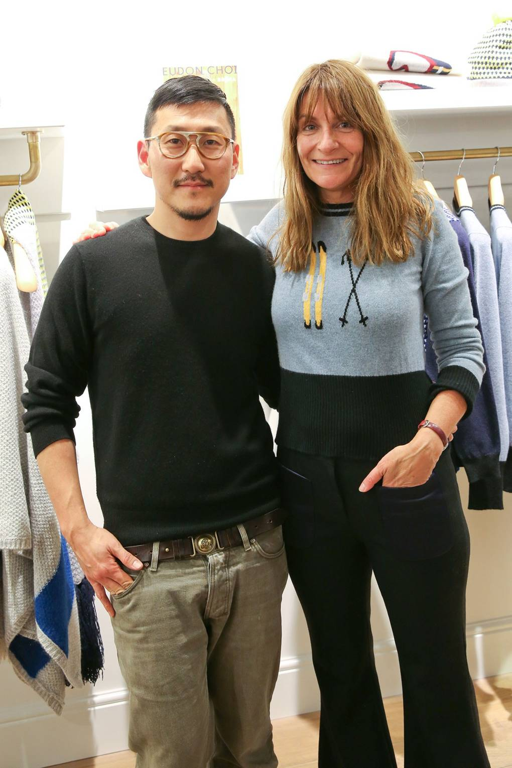 Buy Brora collaborates with Eudon Choi picture trends