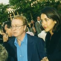 Michael Caine and Natasha Caine