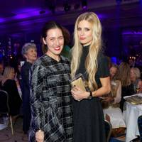 Emilia Wickstead and Laura Bailey