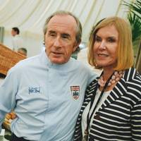 Sir Jackie Stewart and Lady Stewart