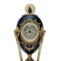 Cockerel Easter Egg, House of Fabergé, 1900