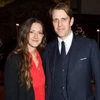 Mary-Clare Elliot and Ben Elliot