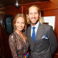 Martha Ward and Jake Parkinson-Smith