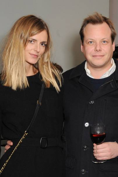 Jacquetta Wheeler and Jamie Allsopp