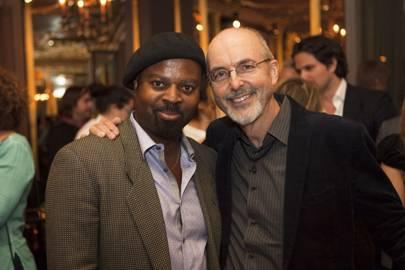 Ben Okri and Bill Viola