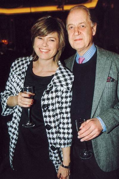 John Standing and Mrs John Standing